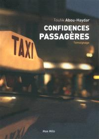 Confidences passagères