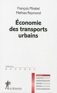 Economie des transports urbains