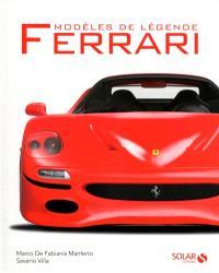 Ferrari : modèles de légende