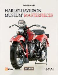 Harley Davidson Museum : chefs-d'oeuvre