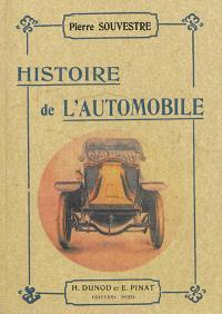 Histoire de l'automobile