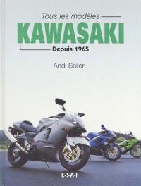 Kawasaki : tous les modèles depuis 1965