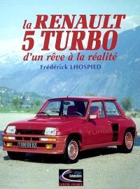 La Renault 5 turbo : d'un rêve à la réalité
