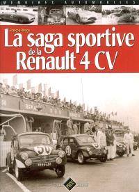 La saga sportive de la Renault 4 CV
