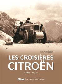 Les croisières Citroën : 1922-1934