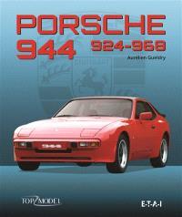 Porsche : 924-944-968