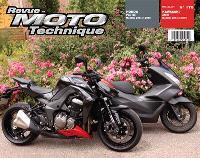 Revue moto technique. n° 178, Kawasaki Z1.000 (14-15) + Honda PCX 125 (14-15)