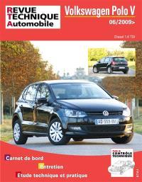 Revue technique automobile. n° B746, Polo 1.6 TDT (75 et 90) depuis 06-2009