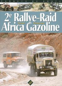 2e rallye-raid Africa Gazoline