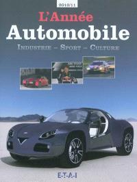 Année automobile (L') = Auto-Jahr = Automobile year. n° 58, 2010-2011
