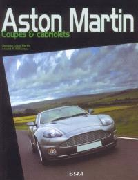 Aston Martin : coupés & cabriolets