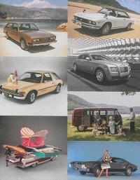 Car design : Europe, America, Asia