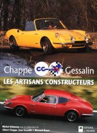 Chappe CG Gessalin : les artisans constructeurs