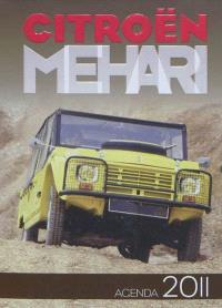 Citroën Méhari : agenda 2011