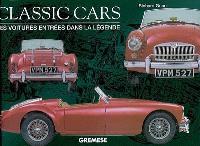 Classic cars : les voitures entrées dans la légende