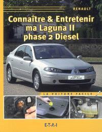 Connaître & entretenir ma Laguna II phase 2 diesel