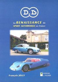 DB, la renaissance du sport automobile en France