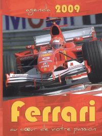 Ferrari au coeur de votre passion : agenda 2009