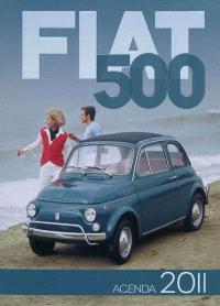 Fiat 500 : agenda 2011