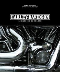 Harley-Davidson : l'histoire complète