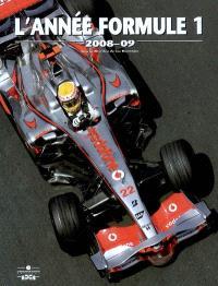 L'année Formule 1 : 2008-09