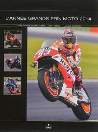 L'année Grands Prix moto 2014