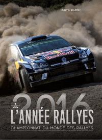 L'année rallyes 2016 : championnat du monde des rallyes