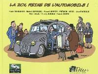 La 2CV, reine de l'automobile !