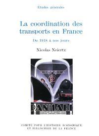 La coordination des transports en France : de 1918 à nos jours