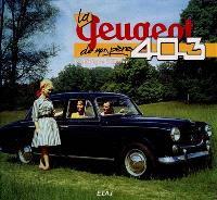 La Peugeot 403 de mon père