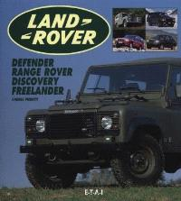 Land Rover : Defender, Range Rover, Discovery, Freelander