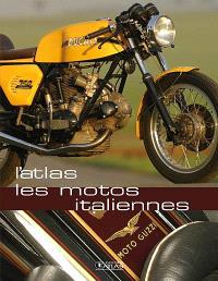 Les motos italiennes : l'atlas