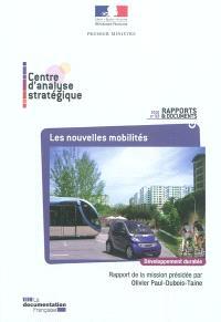 Les nouvelles mobilités : adapter l'automobile aux modes de vie de demain