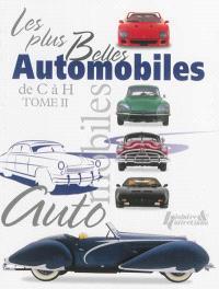 Les plus belles automobiles du XXe siècle, 1908-1999. Volume 2, De C à H