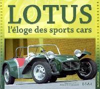 Lotus, l'éloge des sports cars