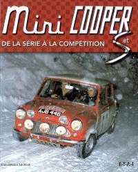 Mini Cooper et S : de la série à la compétition