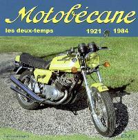 Motobécane : les deux-temps, 1921-1984