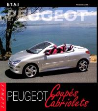 Peugeot coupés, cabriolets