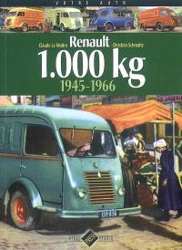 Renault 1.000 kg : 1945-1966