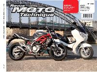 Revue moto technique, Honda 125 S-Wing + Suzuki SFV650 Gladius
