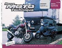 Revue moto technique. n° 95.3, Peugeot scooter SV 125