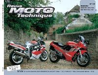 Revue moto technique. n° 82.3, Suzuki GSX-R 750 (88-91) GSX 750F (89-95)