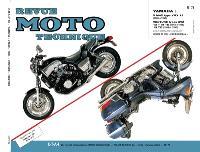 Revue moto technique. n° 78.3, Yamaha VMX 12V-XVZ 12T-TD Venture 13TD