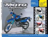Revue moto technique. n° 50.2, Yamaha XT 400S-550-XT600 Tenere
