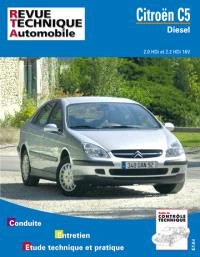 Revue technique automobile. n° 654.1, Citroën C5 diesel (2001)