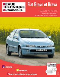 Revue technique automobile. n° 585.3, Fiat Bravo et Brava essence et diesel (95-99)