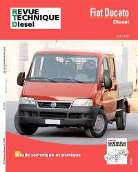Revue technique automobile. n° 263.1, Fiat Ducato 2.8 JTD