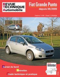 Revue technique automobile. n° B704.5, Fiat Grande Punto 1.4 8V et 1.3 JTD, 75-90
