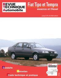 Revue technique automobile. n° 713.3, Fiat Tipo et Tempra 88-95 diesel 88-91
