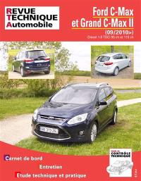 Revue technique automobile, Ford C-Max et grand C-Max II depuis 09-2010 : diesel 1.6 TDCi 95 ch et 115 ch